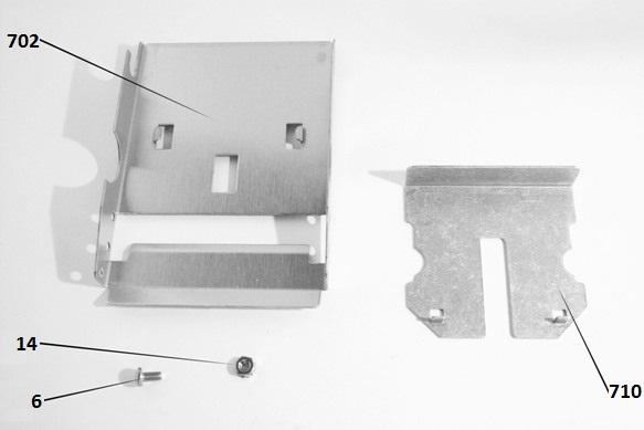 Upper/Lower Tape Plates