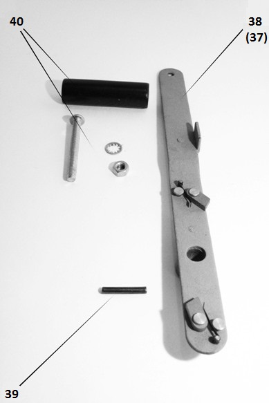 Frame and Handle