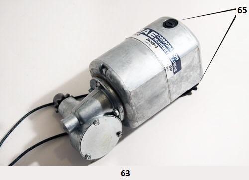 Motor Assembly - Complete - Phoenix E1