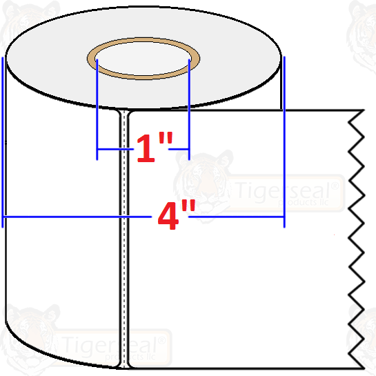 Honeywell Datamax Direct Thermal Labels: 1