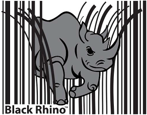 Black Rhino Thermal Transfer Ribbons for Tabletop Printers