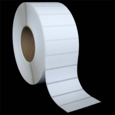 Duratherm III Direct Thermal Paper Label: Cold Temperature Adhesive