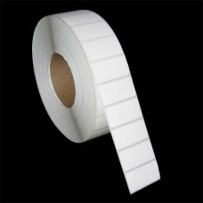 Duratherm III Direct Thermal Paper Label: Rubber Adhesive