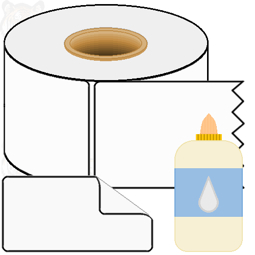 Datamax Specialty Adhesive Labels