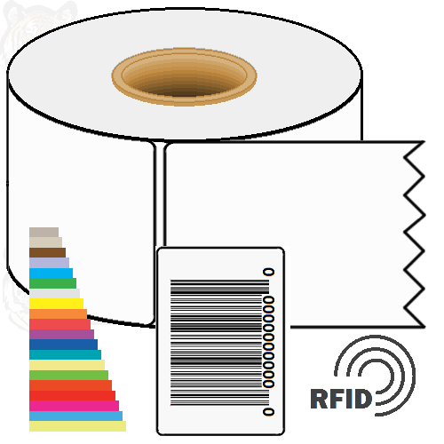 Datamax Standard, Color & RFID Labels